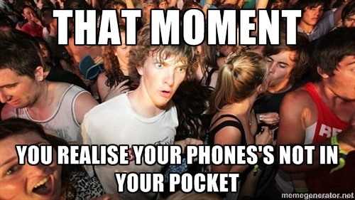 Image result for need my phone meme